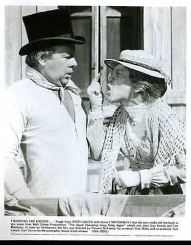 "Tim Conway & Ruth Buzzi in ""The Apple Dumpling Gang"""