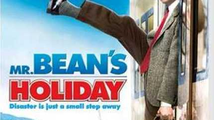 Mr. Bean's Holiday starring Rowan Atkinson