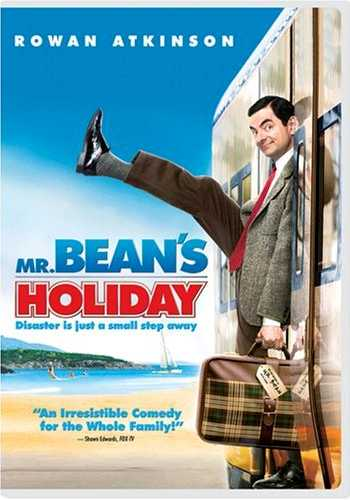 Mr. Bean's Holiday starring Rowan Atkinson