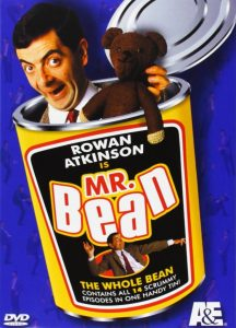 The Whole Bean, starring Rowan Atkinson