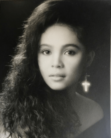 Almira Muhlach At the age of 16