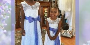 flower girl dress alterations in jacksonville