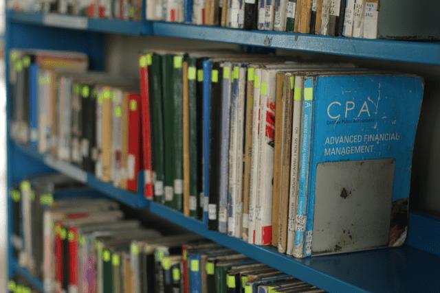 knls Nakuru Library