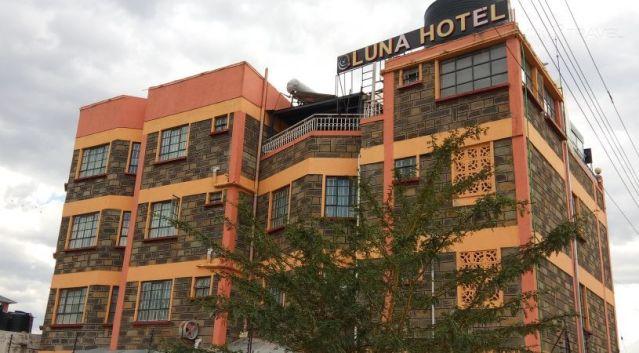 Luna Hotel, Nakuru
