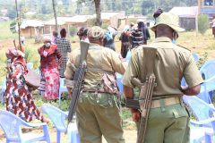 Drama as police disrupt KHRC's meeting with Solai Dam victims
