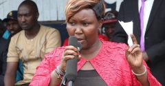 MP Charity Kathambi's mission to make Njoro a better constituency