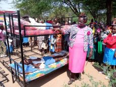 Baringo teacher beats the odds to safeguard girl-child rights