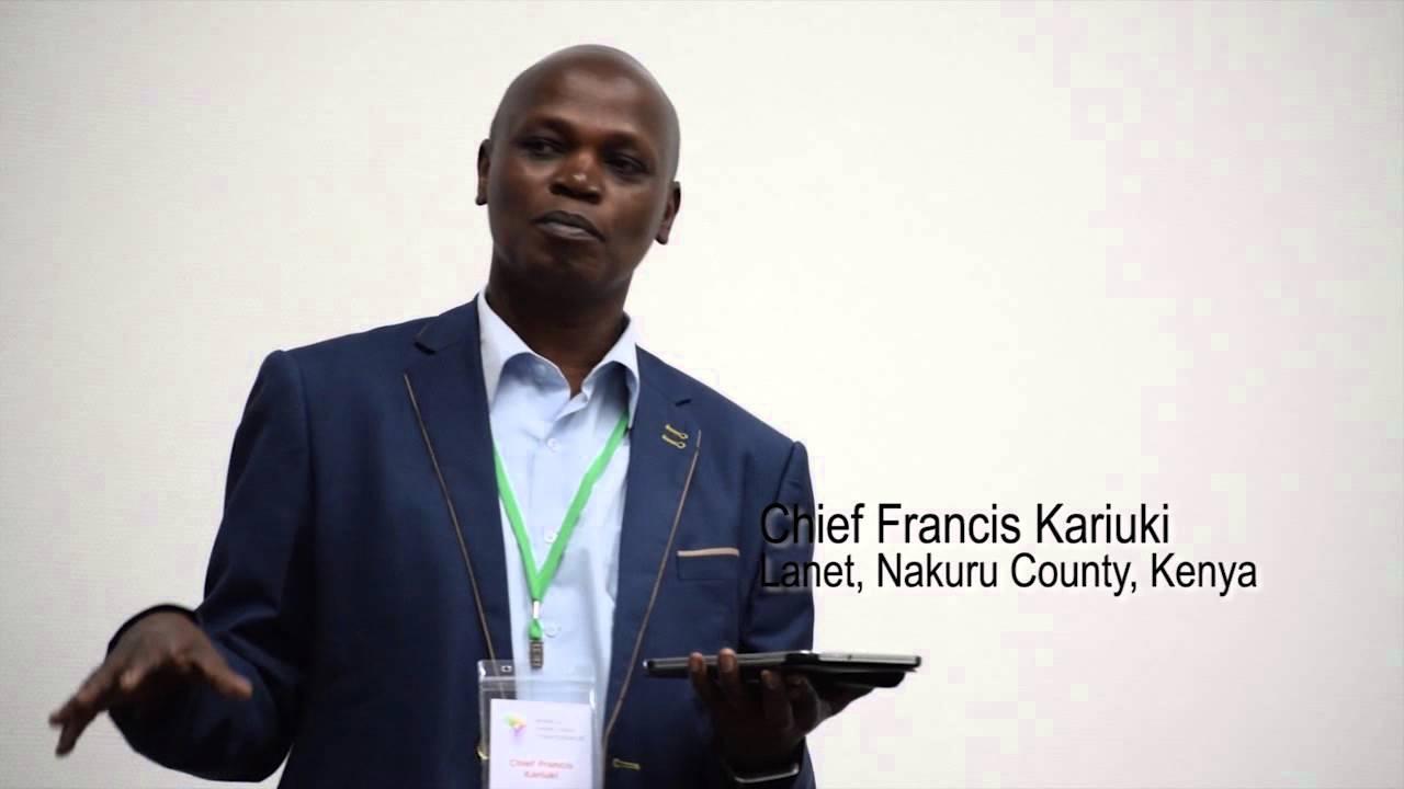 Chief Francis Kariuki
