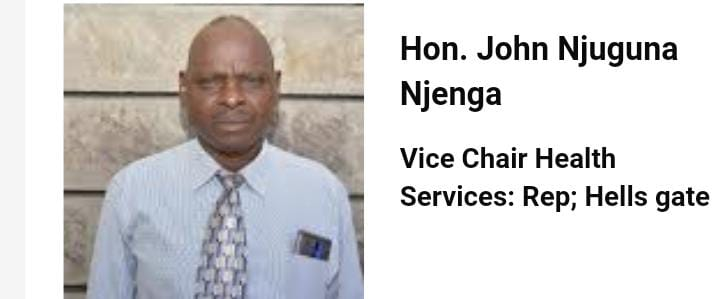 Nakuru county mourns Hells Gate MCA