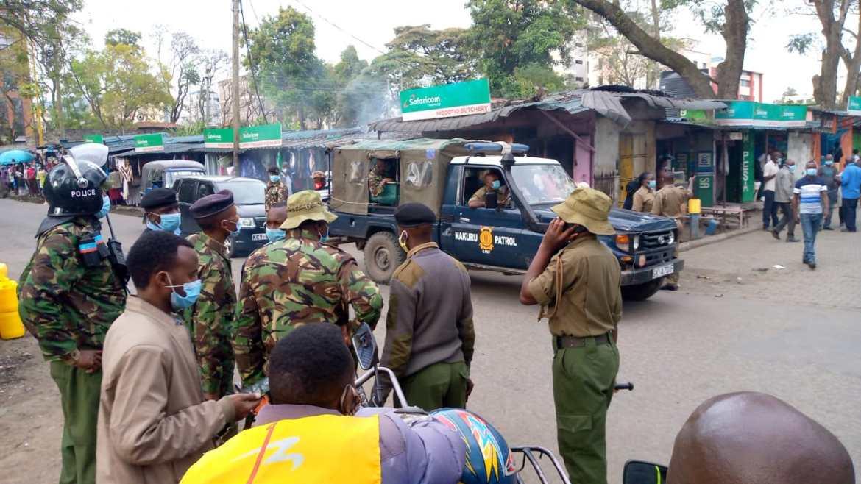 Uproar following arrest of Benson Macharia