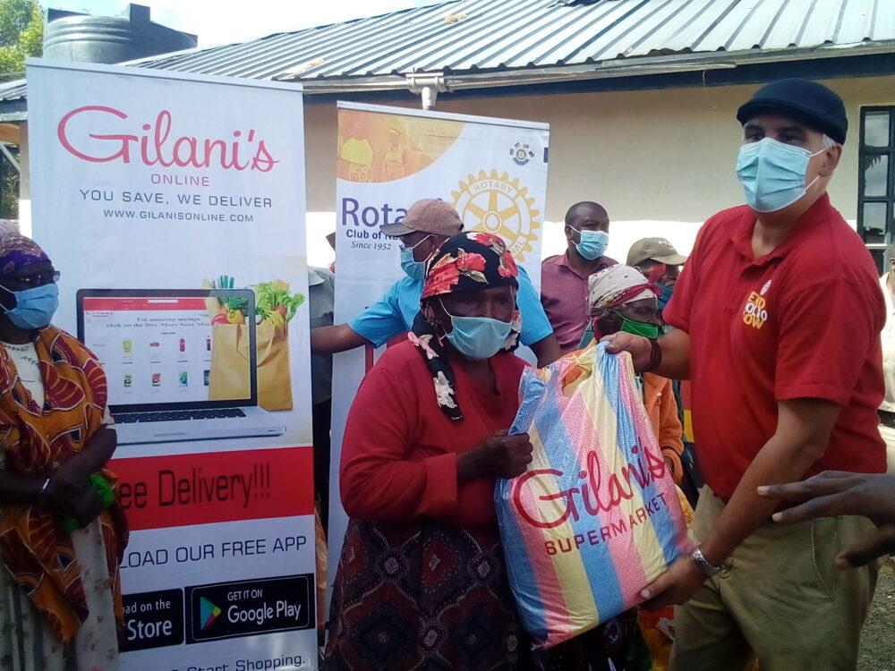Gilanis CSR at Barut