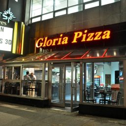 Gloria Pizza and the next generation