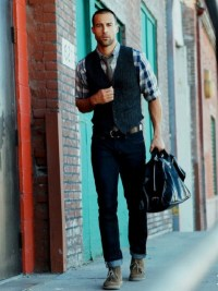 Wear a Tie with Jeans | Famous Outfits
