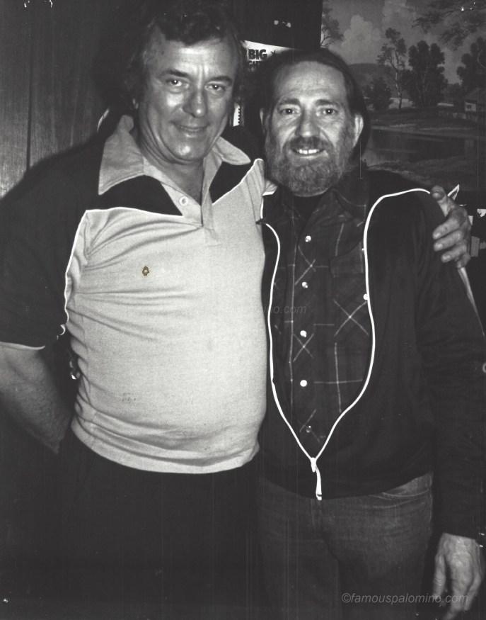 Waylone Jennigs and Tommy