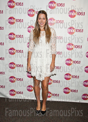 FamousPix: 07/15/2015 - Colbie Caillat Performs at Mix 106 &emdash; Colbie Caillat