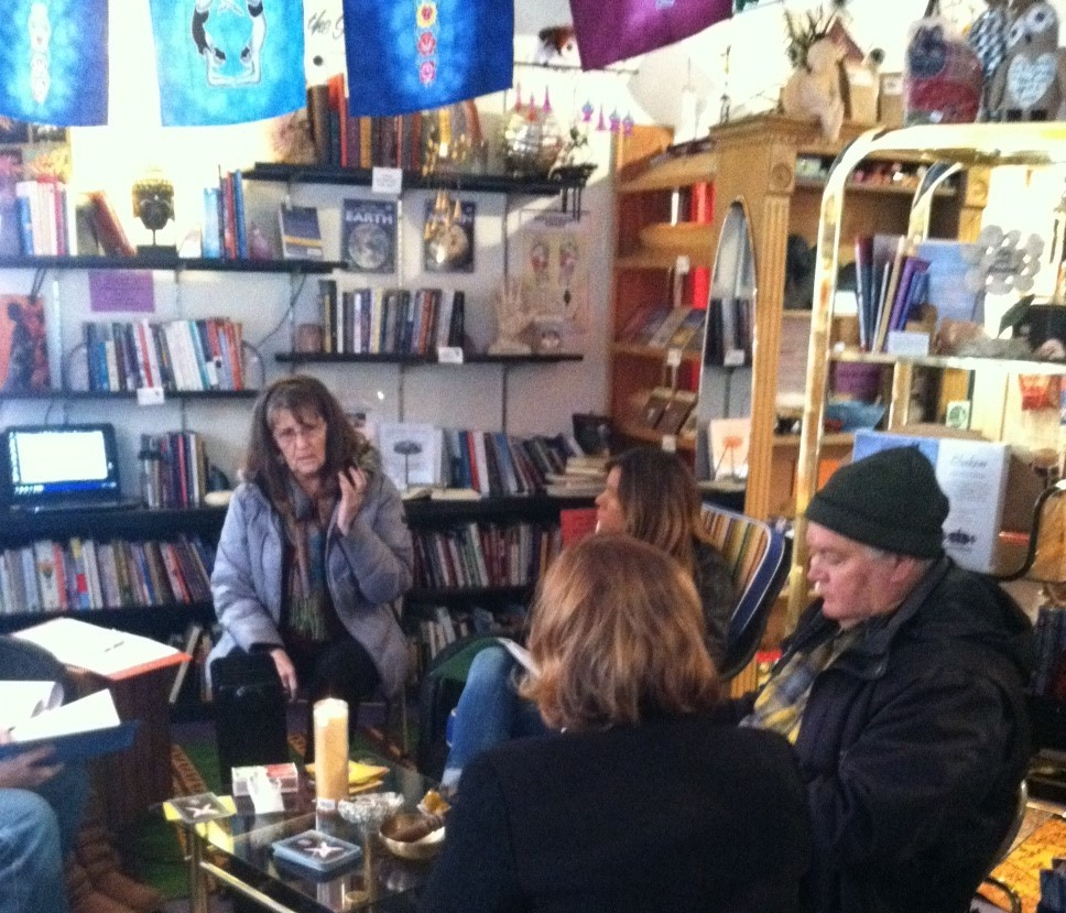 meeting your angel guides 11-19-14 StarGazers