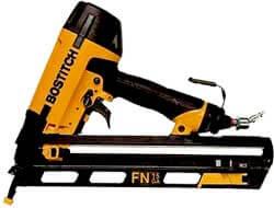 BOSTITCH BTFP72156 Smart Point 15GA FN Style Angle Finish Nailer Kit