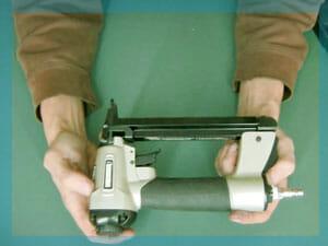 Surebonder 9600B Heavy Duty Stapler with Case