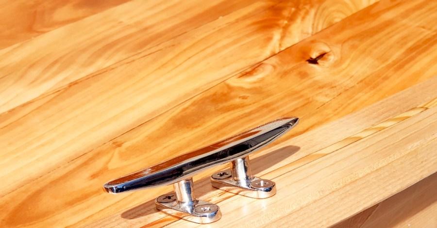 Cleat for hardwood Floor