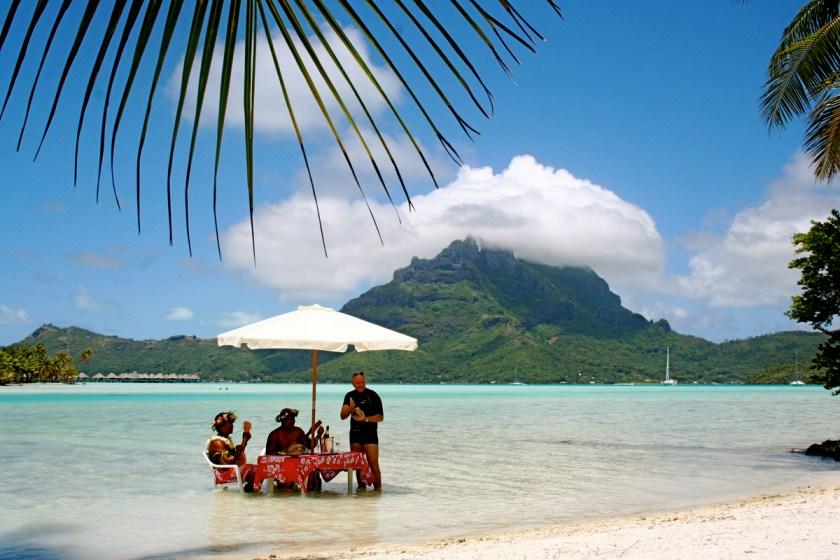 Image result for bora bora islands beach