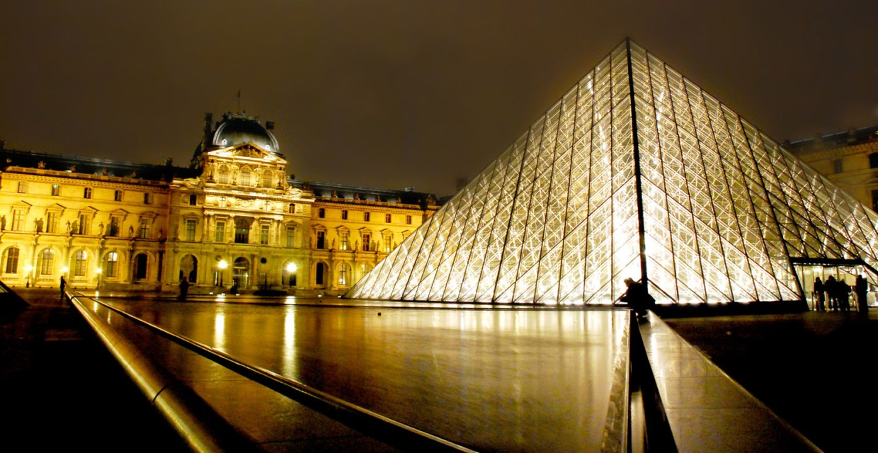 Image result for Louvre Museum in Paris, France