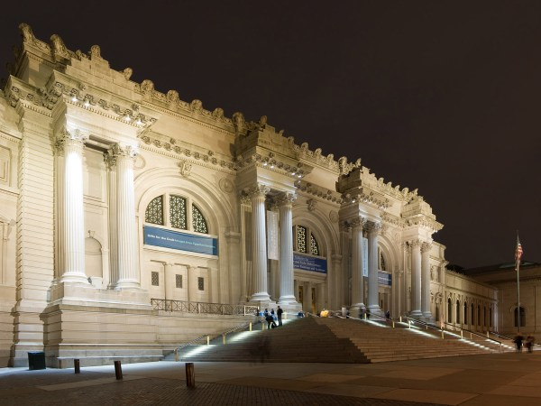 Metropolitan Museum Of Art Travel Info History - York
