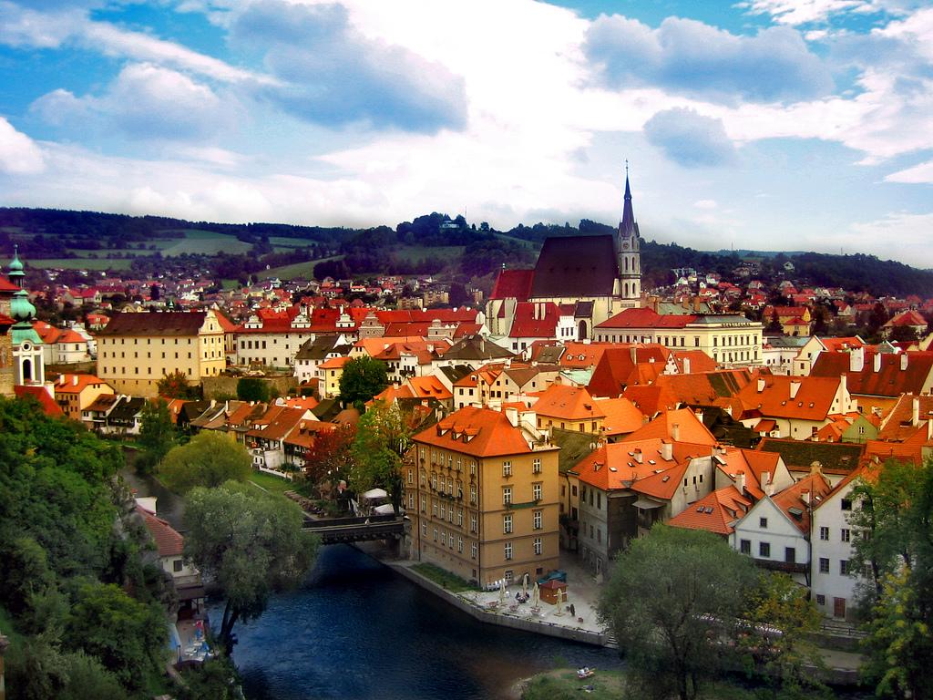 Résultat d'images pour Cesky Krumlov, République Tchèque