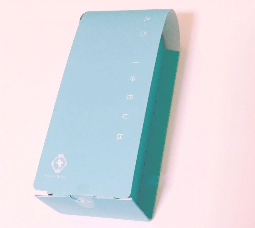 ファムズベビーエンジェルUVの箱