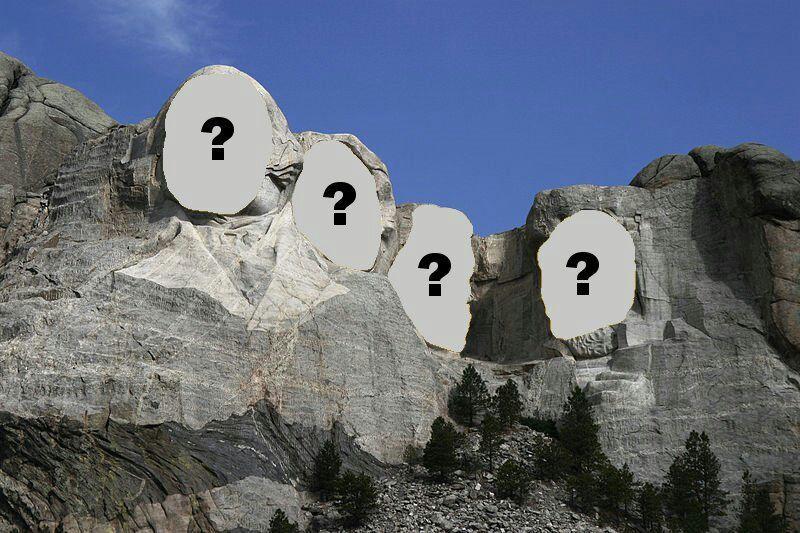 Mount Rushmore of New York 7/5/20