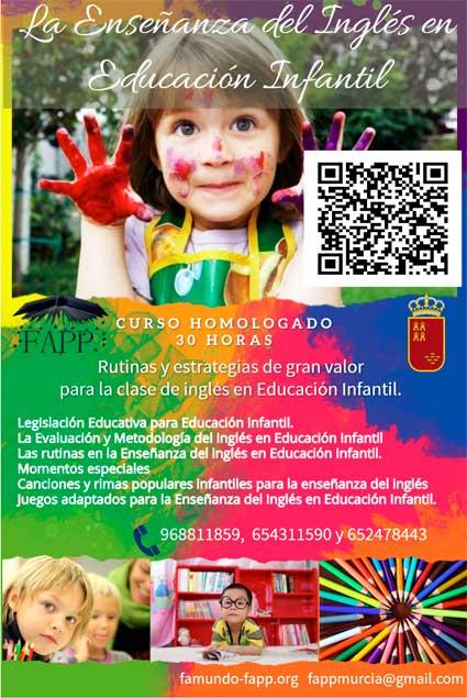 La Enseñanza del Inglés en Educación Infantil