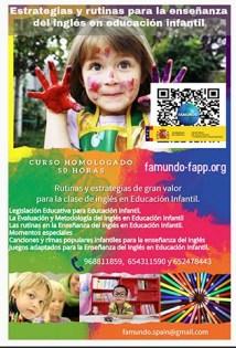 Estrategias y rutinas para la enseñanza del inglés en educación infantil