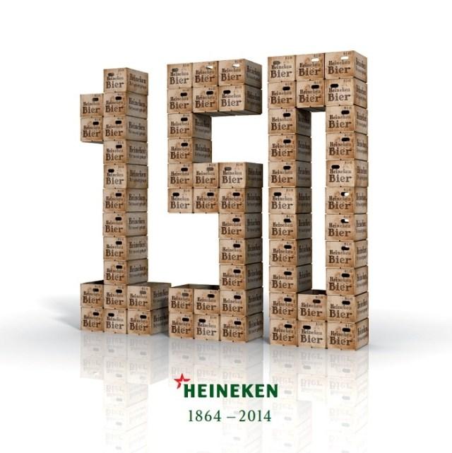 150 jaar Heineken