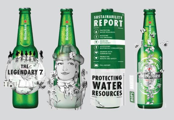 Award for best sustainability report