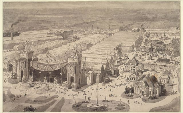 International Colonial Exposition in Amsterdam