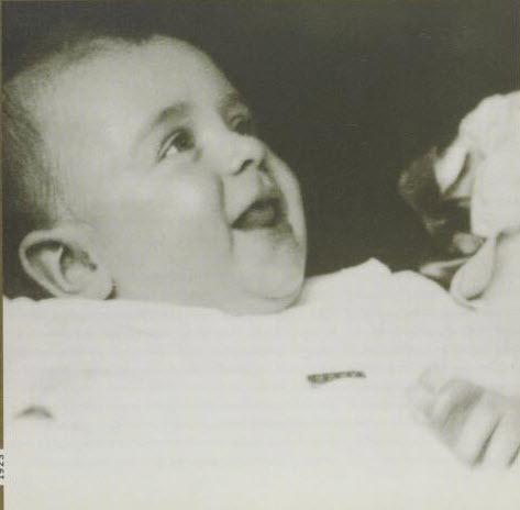 4th of november 1923, Freddy was born