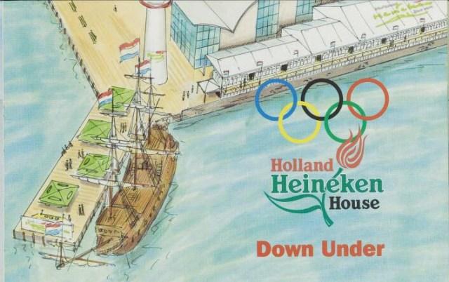 Holland Heineken House Sydney 2000