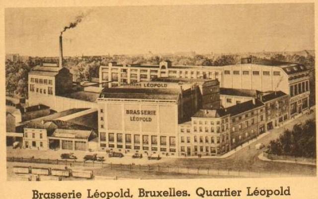 Brasserie Leopold 1927