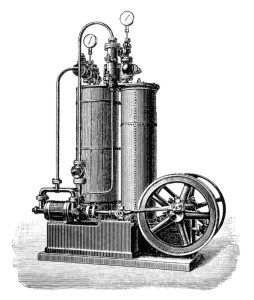 Linde-V cooling system