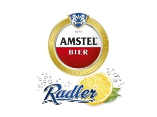 New authentic Radler beer mix for summer