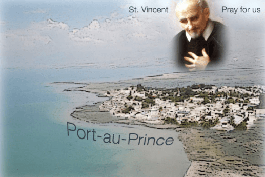 Vincentians and Mary's Meals in Haiti