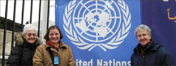 Insights into role of religious NGOs at the UN