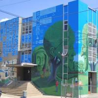 Vincentian artist explains his work