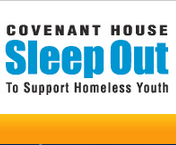Sleepout for Covenant House