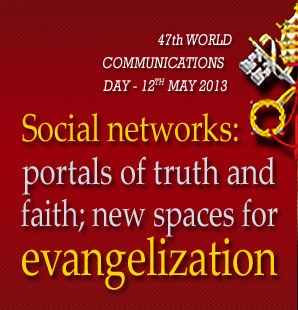 'Virtual' space not less important than real world – Pontifical Council