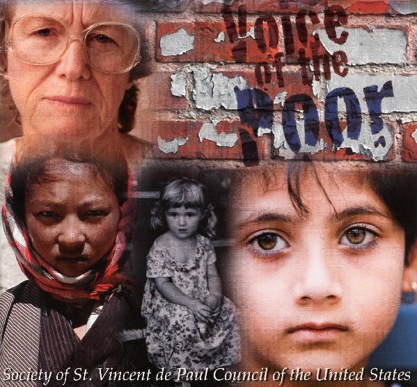 Vincent de Paul Society – Voice of the Poor