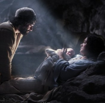 Christ in the manger today