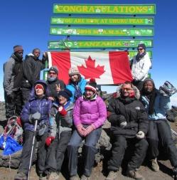 Brs of Charity Kilimanjaro
