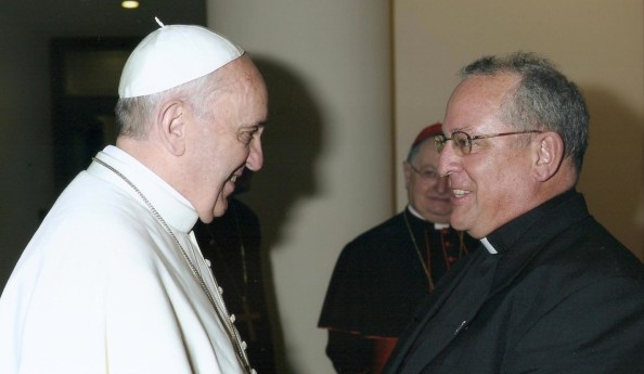 The Pope and the Vincentian Superior General
