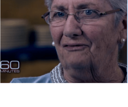 Sisters of Charity on 60 Minutes TV