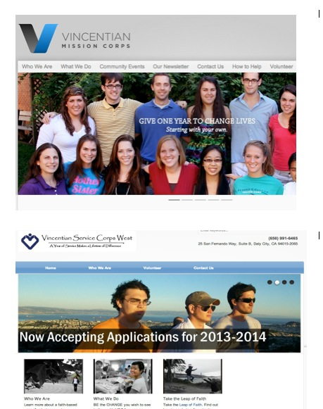 Vincentian Service and Mission opportunities